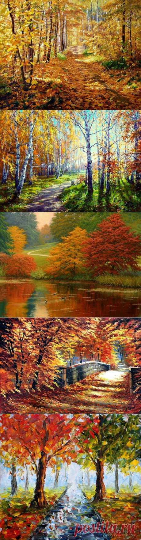 (+1) тема - Метелями желтыми буйствует осень... | ЛЮБИМЫЕ ФОТО