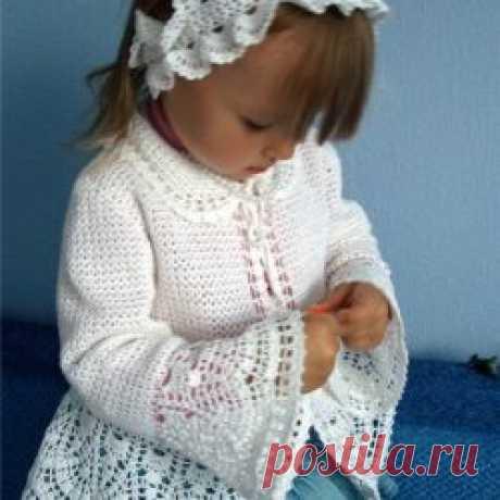 Пинетки-мокасины для малыша (Вязание крючком) | Журнал Вдохновение Рукодельницы