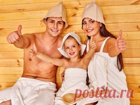7 вещей, которые нельзя делать после бани...