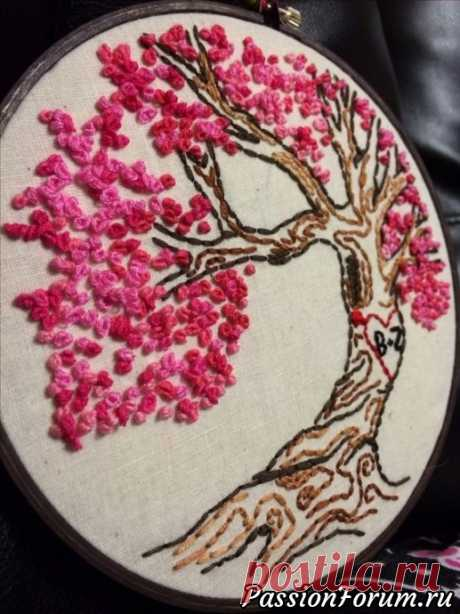 Embroidery. Technicians, Ideas of their Internet. - record of the user of Olga202202 in the community Chat in category Interesting ideas for inspiration
