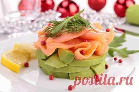 Рецепты Диетических Салатов Для Новогоднего Стола