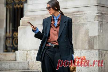 Как носить то, что уже немодно, но не выглядеть «вышедшей в тираж»   Федора Сумкина   Яндекс Дзен