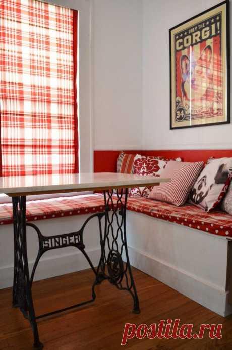 Уютные кухонные уголки — Домашний уют