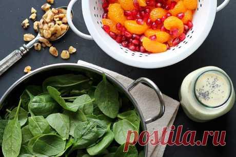 Энциклопедия салатных заправок: 8 нескучных идей для зелени – Woman & Delice