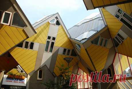 современная архитектура Нидерландов