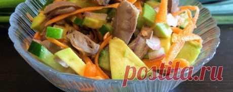 Диетический салат из куриных сердечек - Диетический рецепт ПП с фото и видео - Калорийность БЖУ
