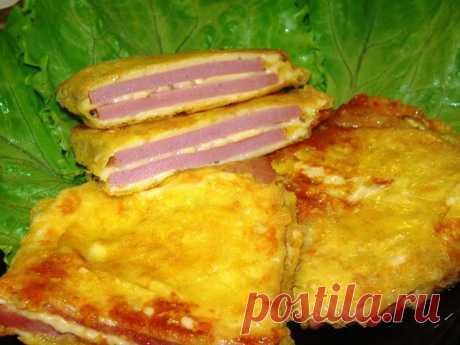 Шницель «Цыганский» кулинарный рецепт с фото от Paragrams