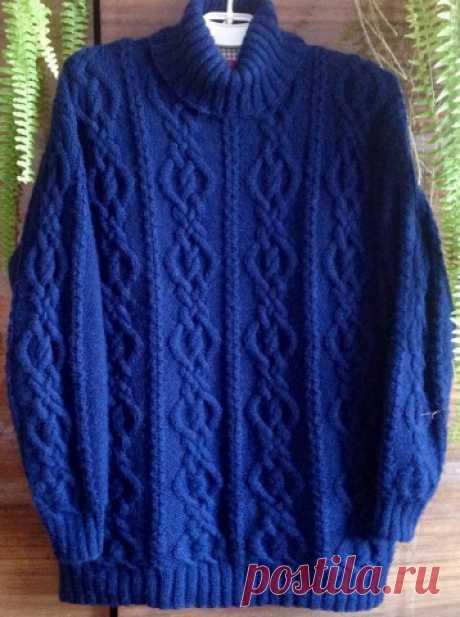 Men's sweater from arana