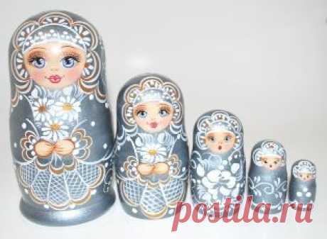 (262) Nesting Dolls | Inspirasjon