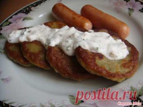 Боксти, ирландские картофельные оладьи - Рецепты для очень занятой мамы - Страна Мам