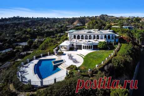TOP-10 the most expensive houses of Los Angeles. Articles. The online guide across Los Angeles.