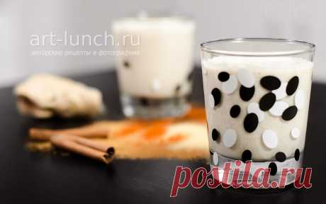 Коктейль жиросжигающий с имбирём - пошаговый рецепт с фото