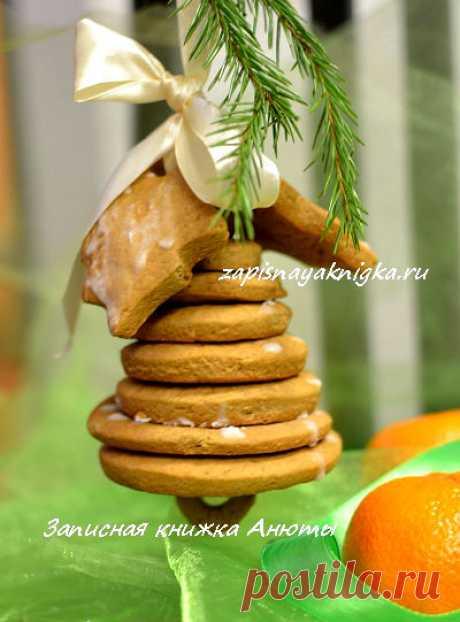 Имбирное печенье рецепт | Записная книжка рецептов Анюты