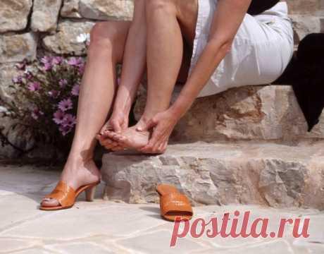 Проверенные способы разнашивания тесной обуви