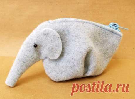 Purse Elephant Tutorial ~ DIY Tutorial Ideas!