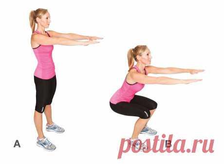 Ленивая гимнастика от Сергея Бубновского для женщин старше 55 лет. Упражнения для стройного тела и плоского живота | Худею в 55 | Яндекс Дзен