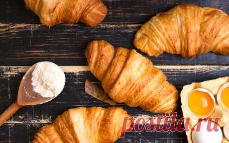 Французское тесто: 5 основных видов + рецепты