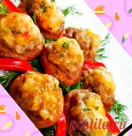 Фаршированные сушки - очень простой и быстрый рецепт вкусной закуски | уДачные советы | Яндекс Дзен