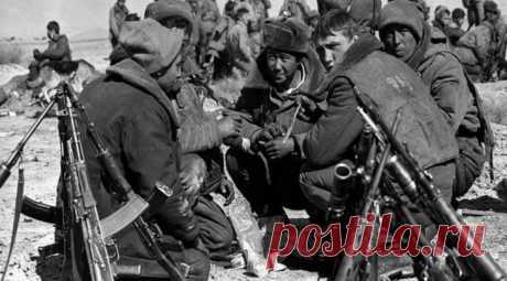 Причины активация боевых действий в Афганистане в 1980 году | Выживи сам