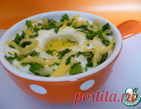 """Яйца """"Орсини"""" – кулинарный рецепт"""