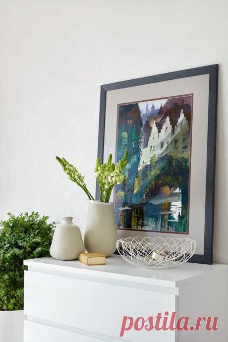 Лаконичный дизайн квартиры от Artup Bureau