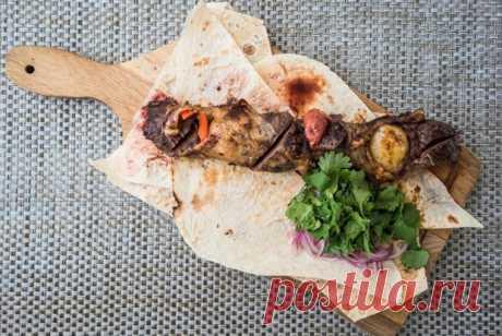 Шашлык по-карски из говядины рецепт – европейская кухня: основные блюда. «Еда»