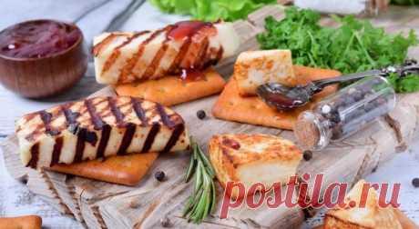 Халлуми или сулугуни: 8 вариантов, как жарить сыр для салатов и закусок - БУДЕТ ВКУСНО! - медиаплатформа МирТесен