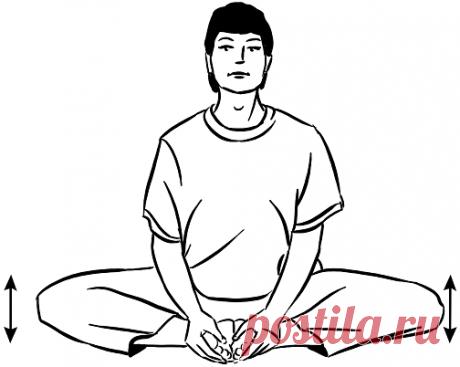 Японские упражнения для долголетия