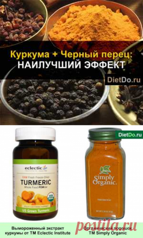 Куркума для похудения: как принимать, дозы и рецепты