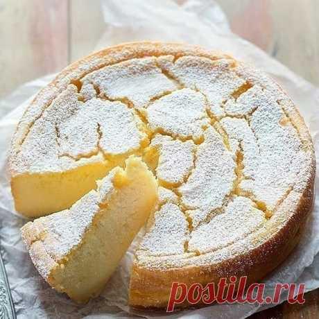 Итальянский треснутый пирог «Мильяччио»