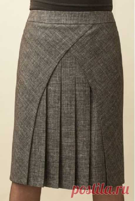 Skirt size 36-56 (Portuguese) (Sewing and cut) | Inspiration of the Needlewoman Magazine