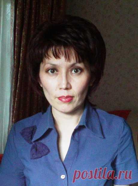 Гаухар Кайырбекова