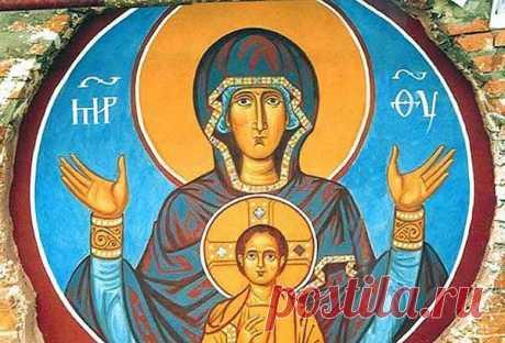 Суббота акафиста - похвала Богородице