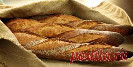 """Классический """"французский хлеб"""" - хрустящий багет рецепт в духовке! Рекомендации по приготовлению теста и особенности выпечки в домашних условиях."""