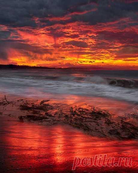 Hermosa fotografía de paisaje por Matt Walker