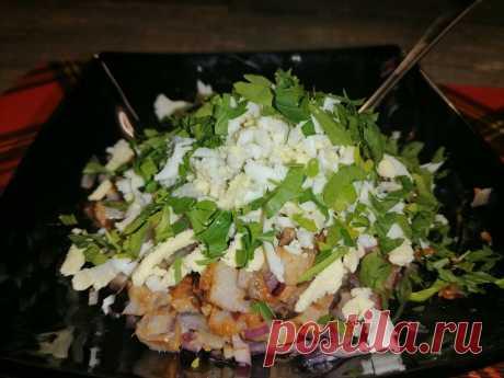 Брутальная закуска из селедки, которую готовлю к 23 февраля | Кулинарный техникум | Яндекс Дзен