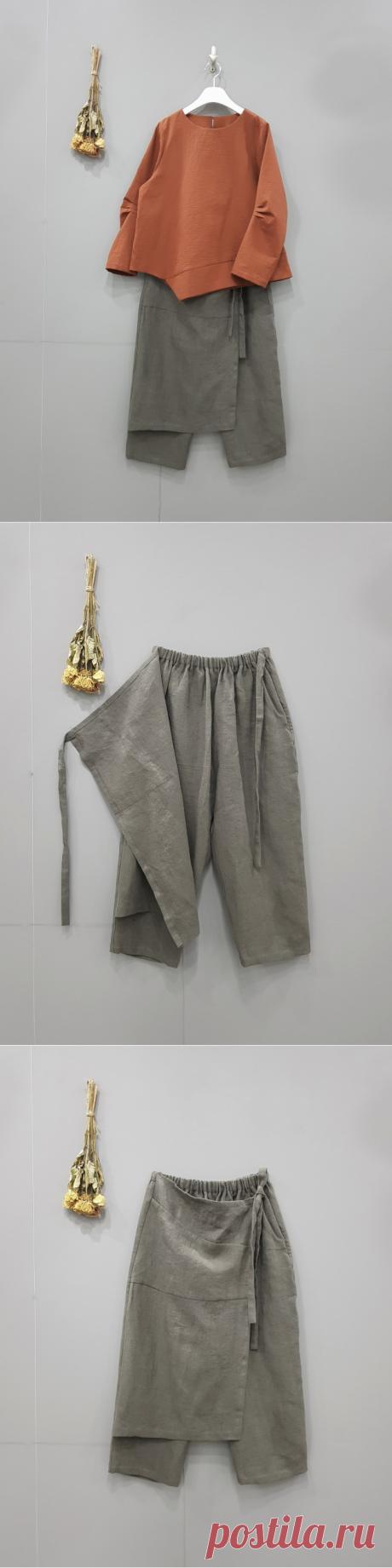 Изготовление обтягивающих фартуков брюк-корейца JoongAng Daily