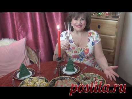 Три закуски на Новогодний стол (сациви, фаршированные консервированные персики и острые... — Яндекс.Видео
