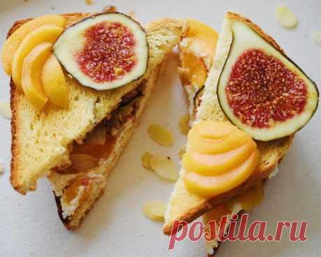 Сэндвичи: 5 вкусных рецептов сэндвичей