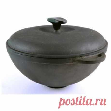 КупитьСковорода-вок Ситон Ч26120 26 см с крышкойпо выгодной цене на Яндекс.Маркете
