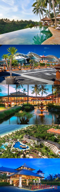 Отели Бали 🏨: какой выбрать для семейного отдыха 🌞