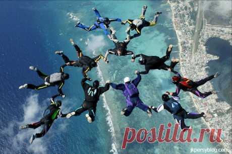 Тимбилдинг: создаем команду мечты | Бизнес-блог №1