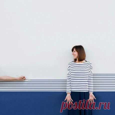 """""""Полосатые"""" фото"""