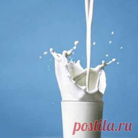 Польза молока для лица и тела / Все для женщины