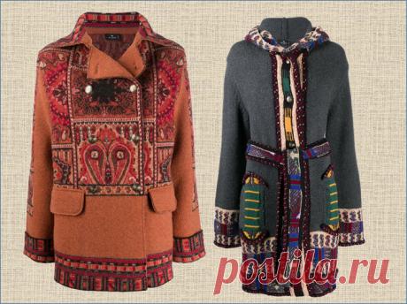 Лоскутное пальто? Почему бы и нет? Особенно если есть запасы старой одежды и куча свободного времени - 50 фото для вдохновения | МНЕ ИНТЕРЕСНО | Яндекс Дзен