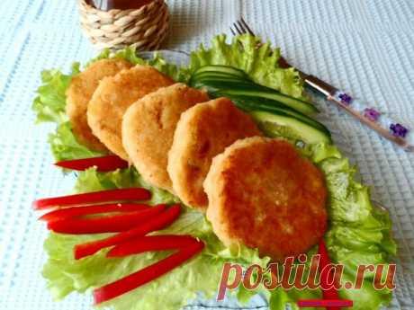 Диетические овощные котлеты | Блоги о даче, рецептах, рыбалке