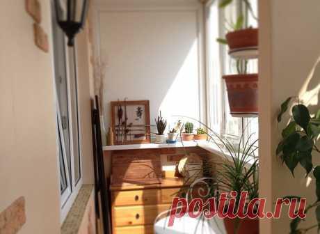 Эстетичные и уютные балконы — Роскошь и уют
