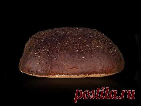 Жемайчу - литовский заварной хлеб