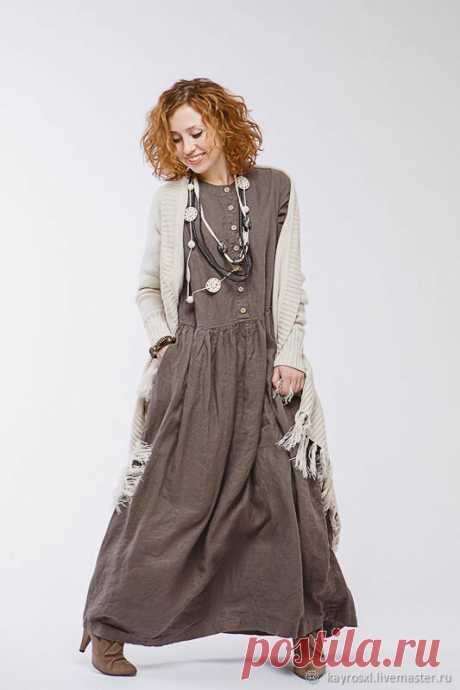 Одежда из льна на разные стили: Тепло и благородно. | SVETLIFE | Яндекс Дзен
