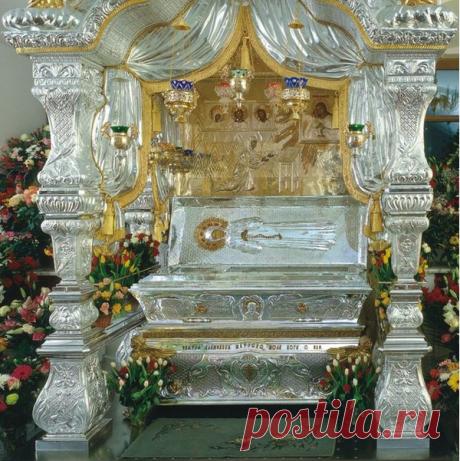 "ЧАСОВНЯ---""Молитва иконе Святой Матроне Московской (часовня)"""